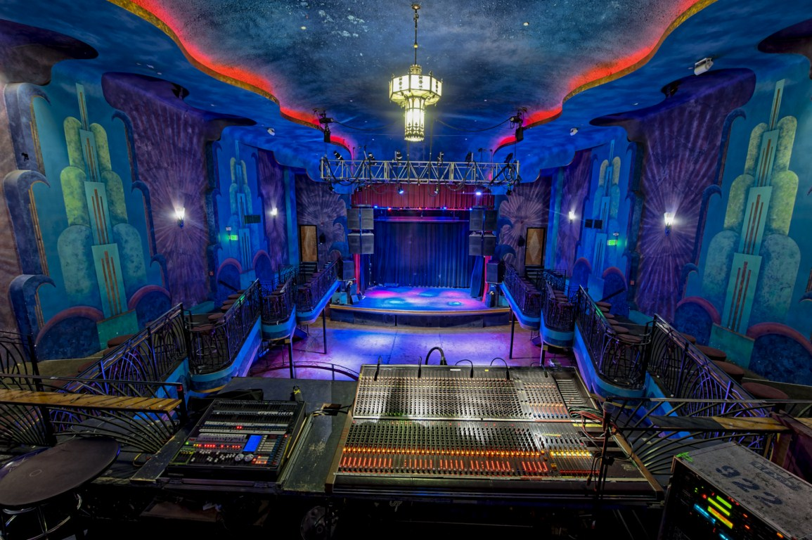 The Gothic Theatre :: Photo Gallery